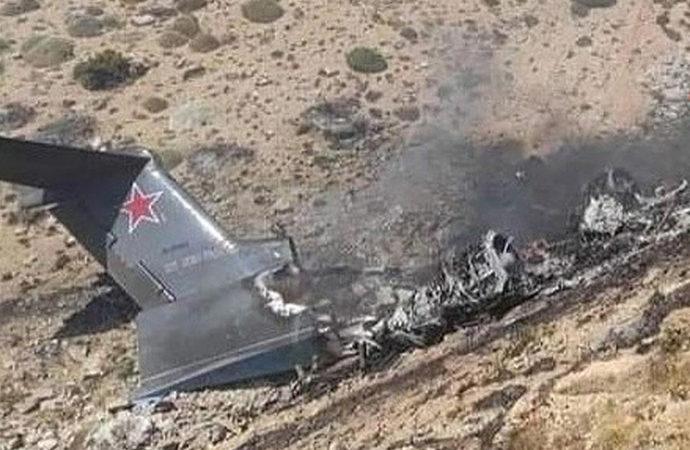 Kahramanmaraş'ta düşen uçakta 8 kişi hayatını kaybetti