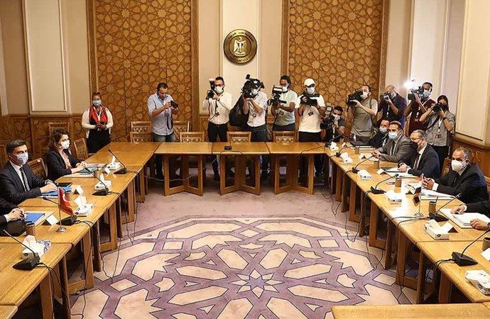 Türkiye-Mısır ilişkilerinde yeni adımlar