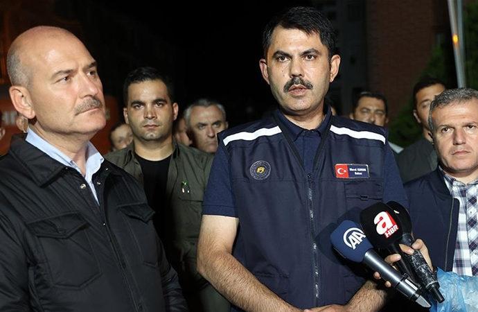 Kurum: Bozkurt'taki afet Dereli'deki afetin katbekat fazlası