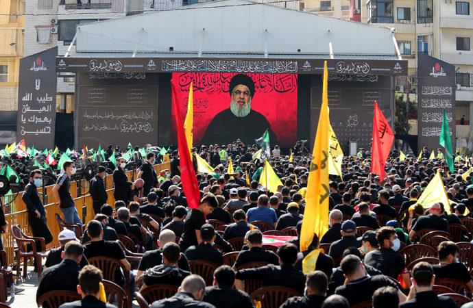 Benzin krizi ve İsrail roketleri arasında Hizbullah'ın taktikleri