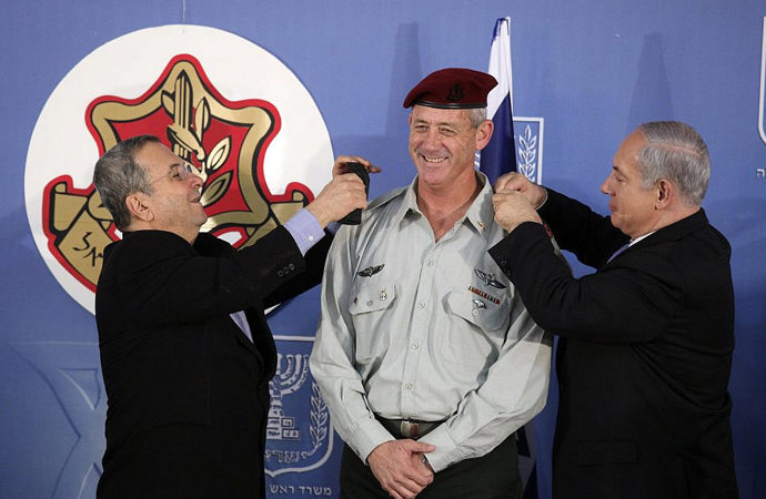 Siyonist İsrail ordusunda büyük yolsuzluk