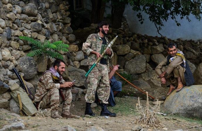 Pençşir, Taliban'a direniyor