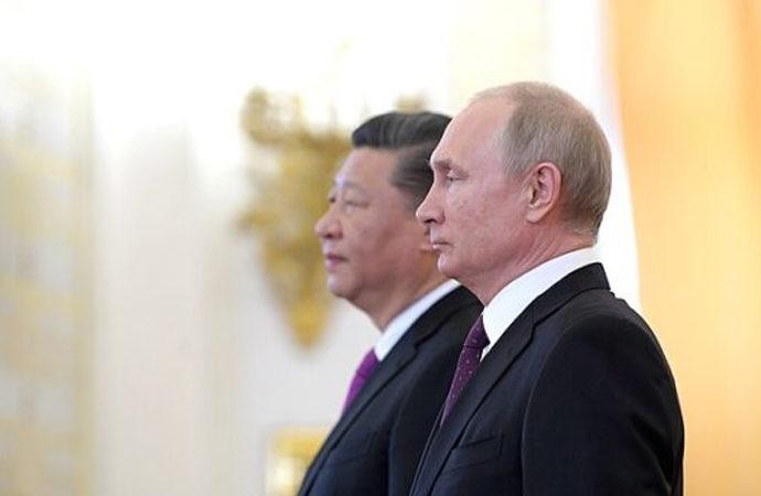 Rusya ve Çin'den Afganistan atağı