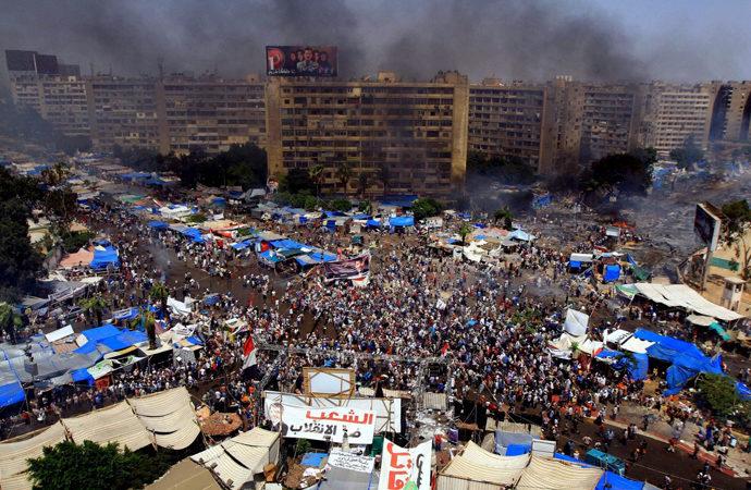 Mısır'daki Rabia Katliamı'nın 8'inci yılı