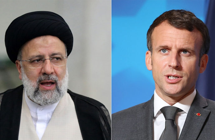 Reisi – Macron görüşmesi