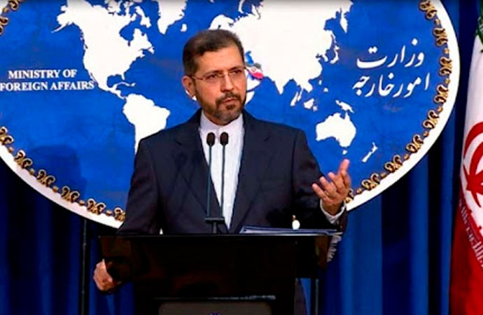 İran: Henüz Taliban'ı tanıma aşamasında değiliz