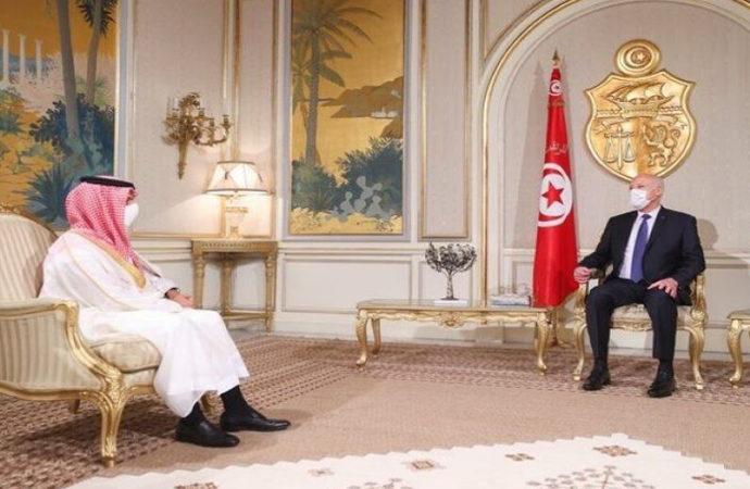 Suudi Arabistan ile Tunus arasında karşılıklı övgüler