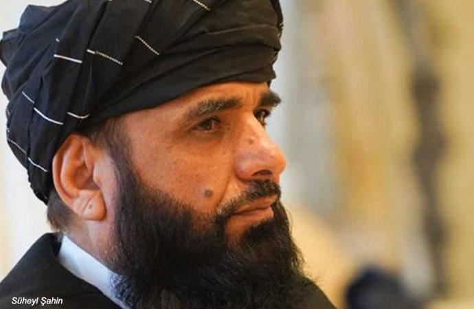 Taliban sözcüsünden Türkiye Gazetesi'ne açıklama
