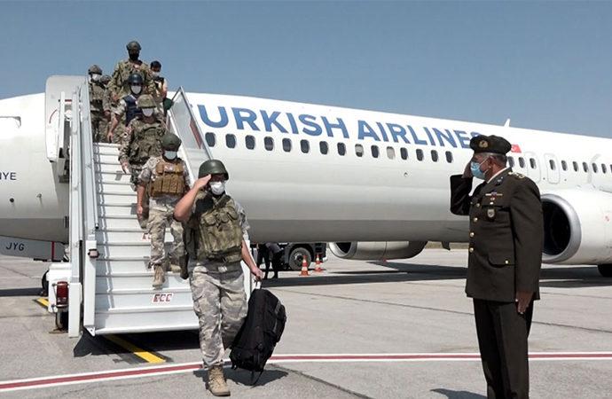 Türkiye Afganistan'dan tahliyeyi tamamladı