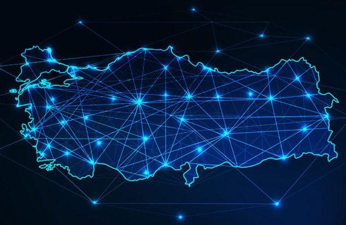 Türkiye'deki hanelerin yüzde 92'sine internet ulaştı