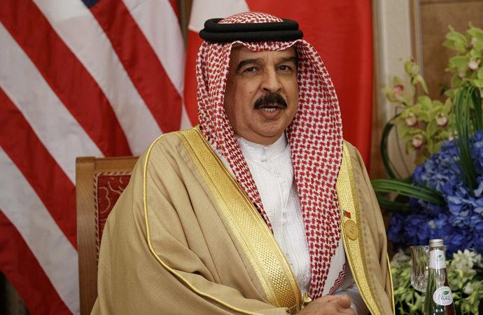 Bahreyn Kralı'ndan Türkiye açıklaması