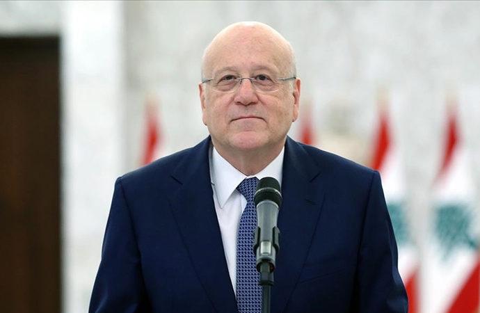 Lübnan'da yeni hükümet