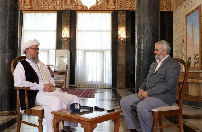 Taliban: Batı, ülkemize verdiği zararı karşılamalıdır