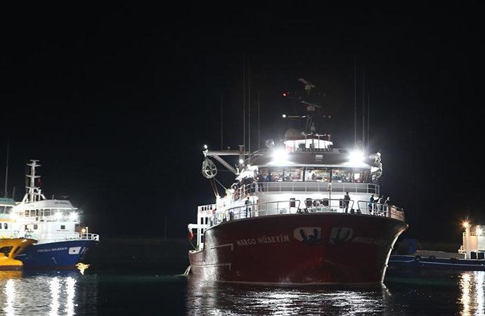 Bismillah diyen balıkçılar dualarla denize açıldı