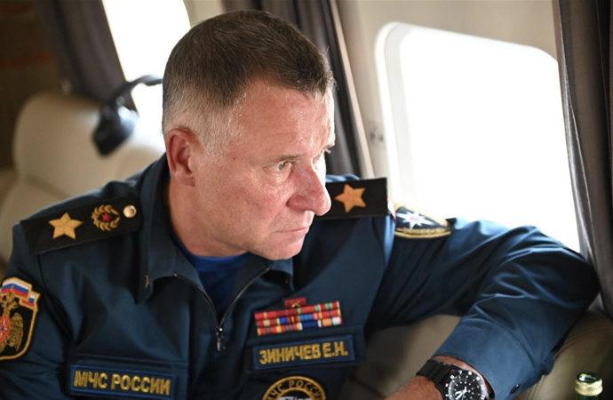 Rus Bakan tatbikat sırasında hayatını kaybetti