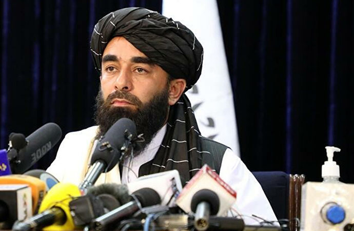 Taliban 'geçici hükümetini' açıkladı