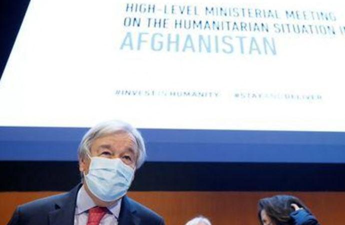 İsviçre'de Afganistan konulu uluslararası toplantı