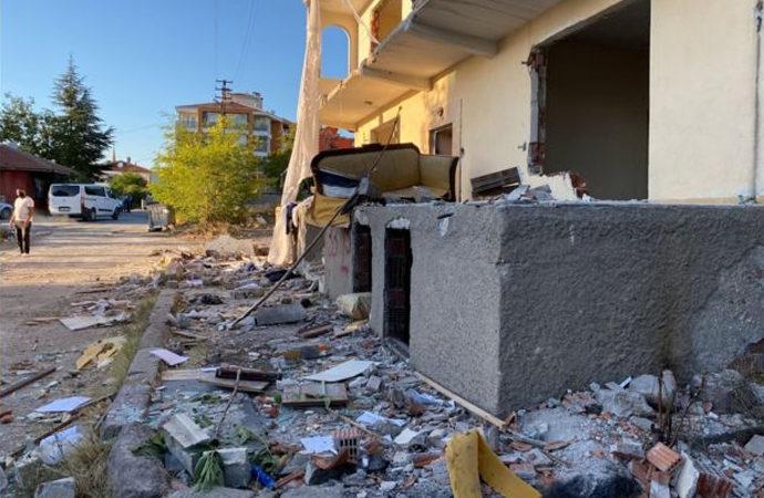 Altındağ'da Suriyelilerin yaşadığı mahallelere yıkım tebligatı