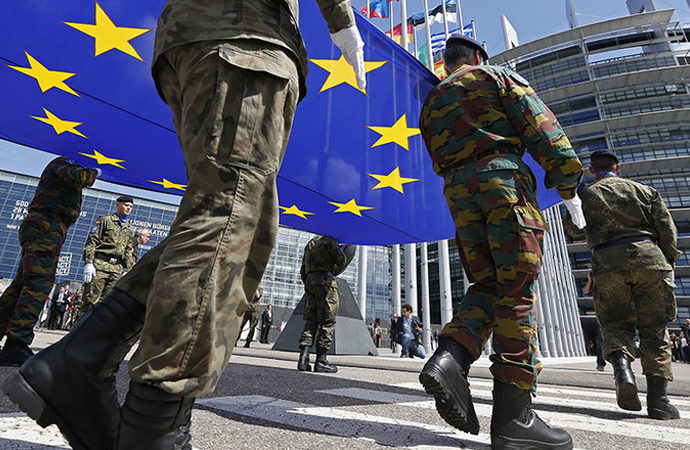 Avrupa Birliği içerisinde 'ordu kurma' tartışması