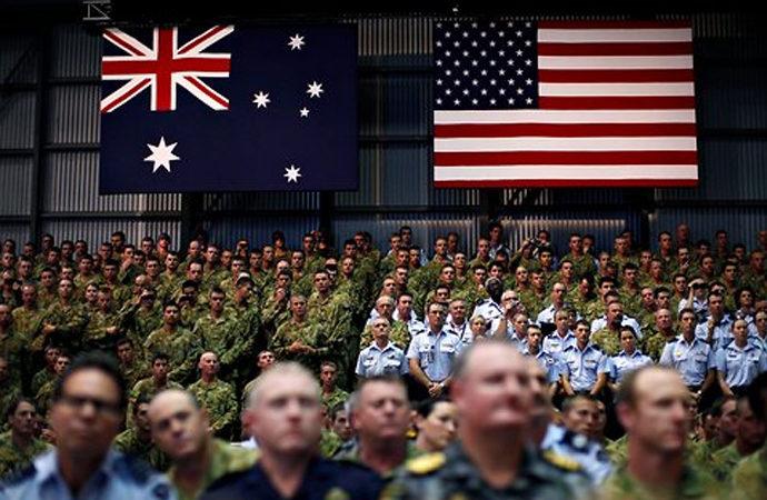 ABD-Avustralya ittifakı derin ilişkilere dayanıyor