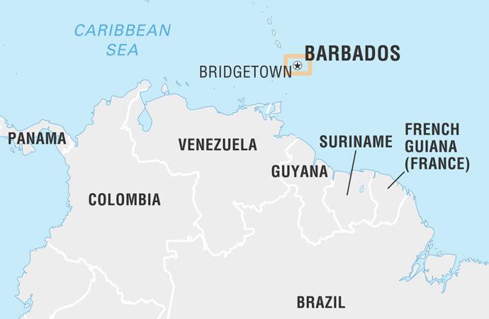 Barbados Başbakanı, BM'de boş salona konuştu