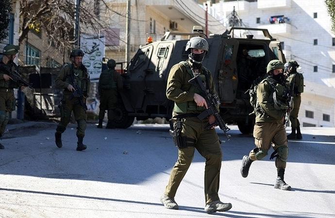 Siyonist İsrail, 48 bin dönüm Filistin toprağına el koyduğunu ilan etti
