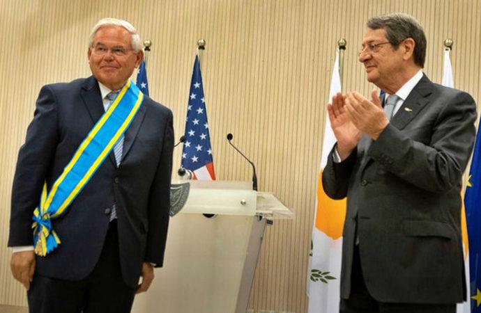 KKTC Cumhurbaşkanı Tatar'dan ABD'li senatöre tepki