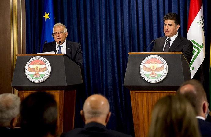 'Nato, Erbil'de ikinci bir karargah açmayı planlıyor'