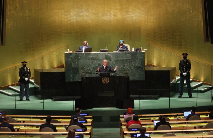 Erdoğan'dan 'Paris İklim Anlaşması'na destek