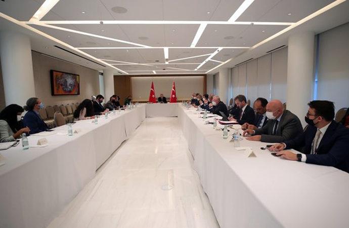New York Times gazetesinden Erdoğan ziyareti