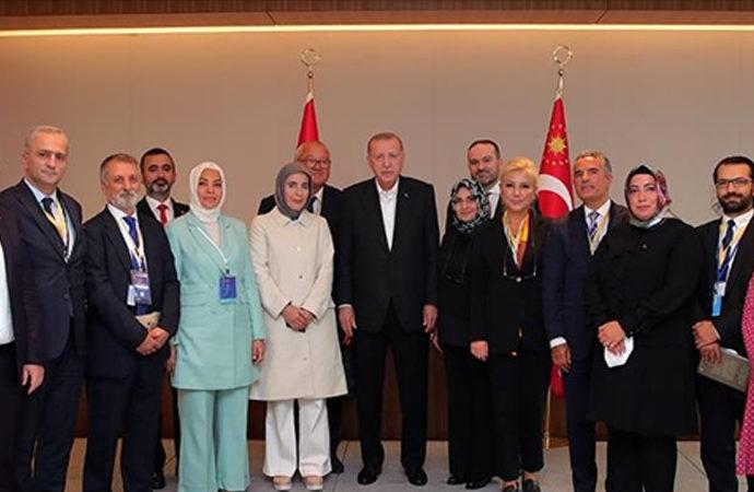 Erdoğan: ABD ile hasmane değil dostane ilişkiler istiyoruz