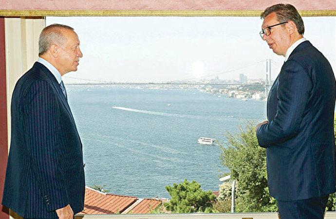 Sırp Cumhurbaşkanından övgü: Çok memnun ayrılıyorum