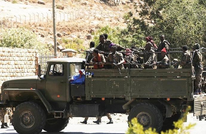 Etiyopya'dan Tigray'a suçlama: Sivilleri katletti