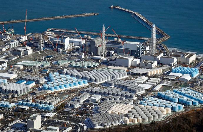 Japonya, radyoaktif suyu okyanusun ortasına boşaltacak