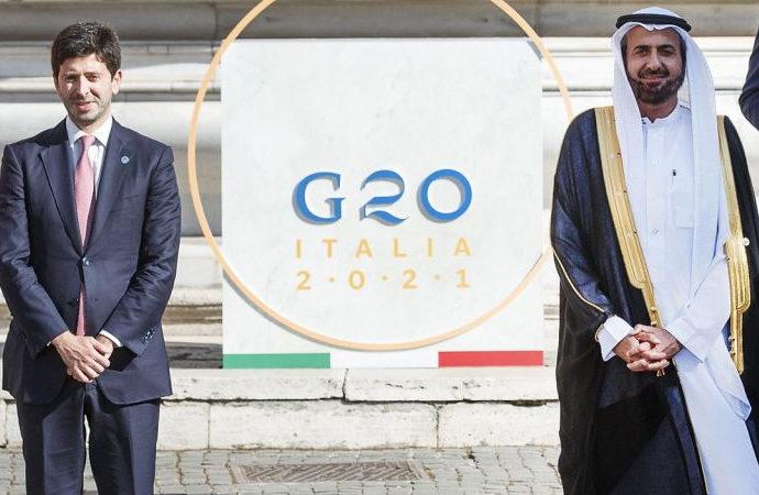 G20 Sağlık Bakanlarından 'Roma Bildirisi'