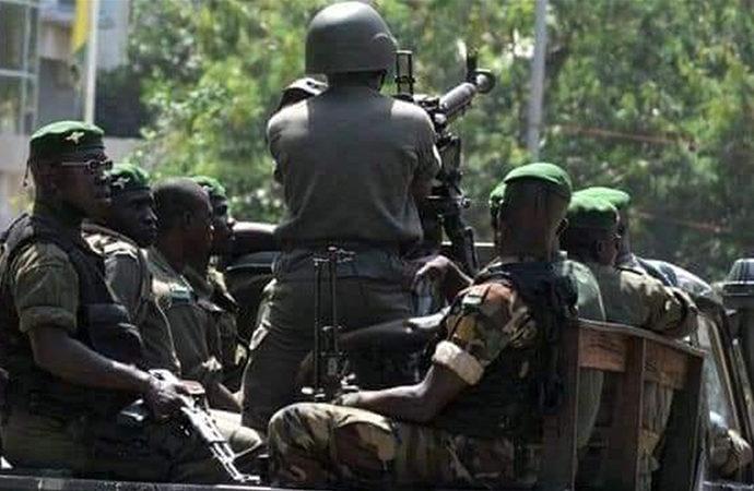 Gine'de darbe sonrası hükümet çalışmaları