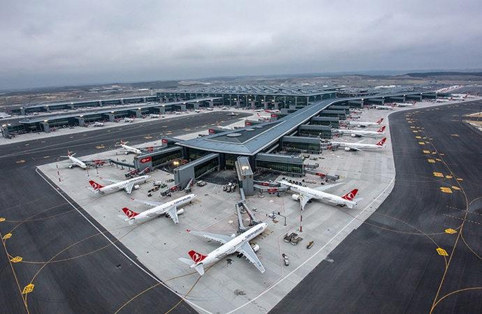 Bu yıl havayolunu kullanan yolcu sayısı 75,7 milyon