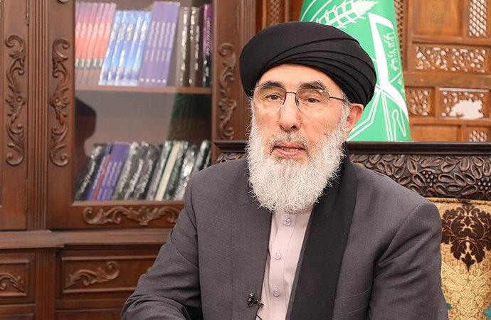 Hikmetyar: Taliban ne şekilde hükümet kurarsa kursun destekleriz