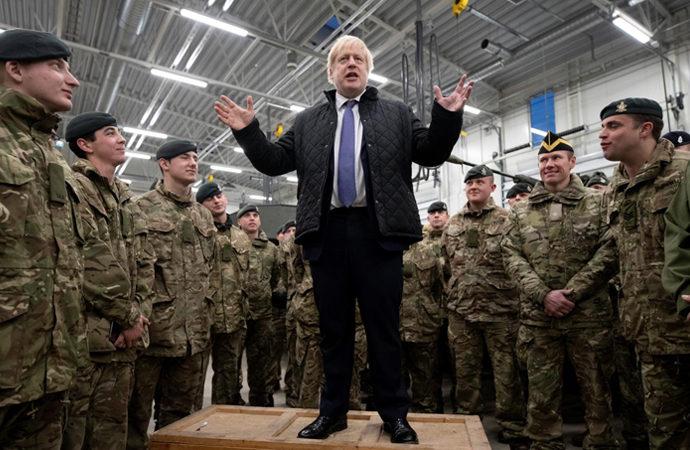 Küresel Britanya'nın Afganistan ile sınavı