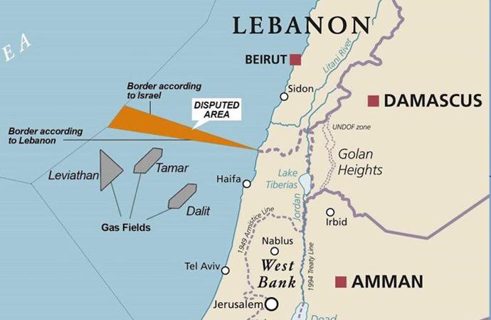 İsrail, ihtilaflı alanlarda da gaz arıyor