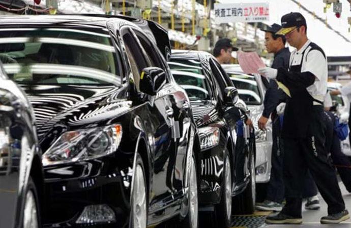 Japon otomotiv şirketi geri çekiliyor