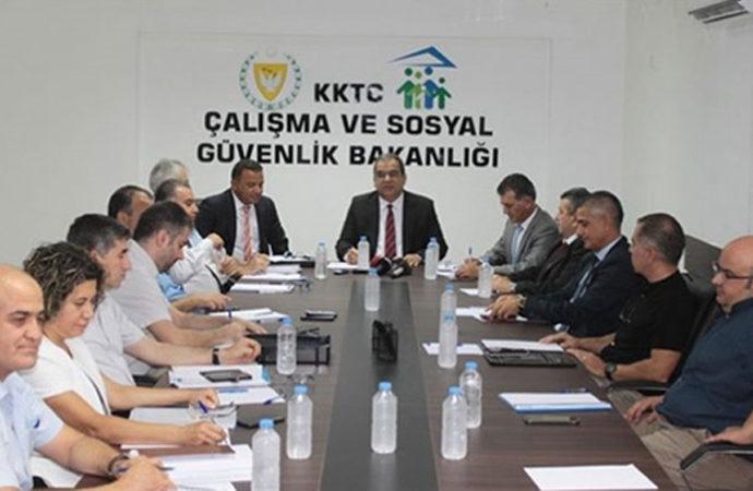 Kıbrıs'ta yeni asgari ücret belli oldu: 4970 TL