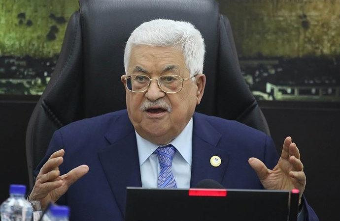 Abbas: İsrail'e, işgaline son vermesi için bir yıl veriyoruz