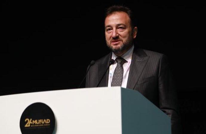 MÜSİAD'da genel başkan değişikliği