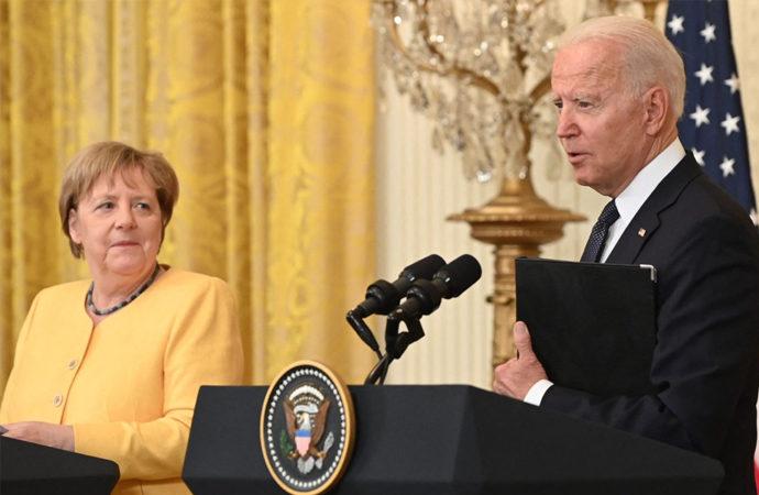 Almanya-ABD çekişmesi gölgesinde NATO