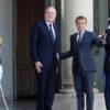 Mikati, Macron'u ziyaret etti Fransa'ya minnettarlığını sundu