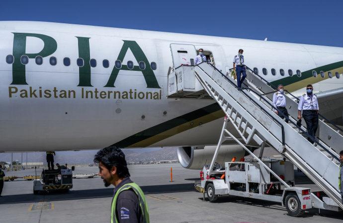 Kabil'den ilk ticari uçuş yapıldı