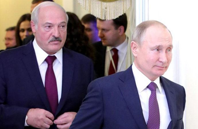 """Rusya ve Belarus """"Birlik Devleti"""" üzerinde anlaştı"""