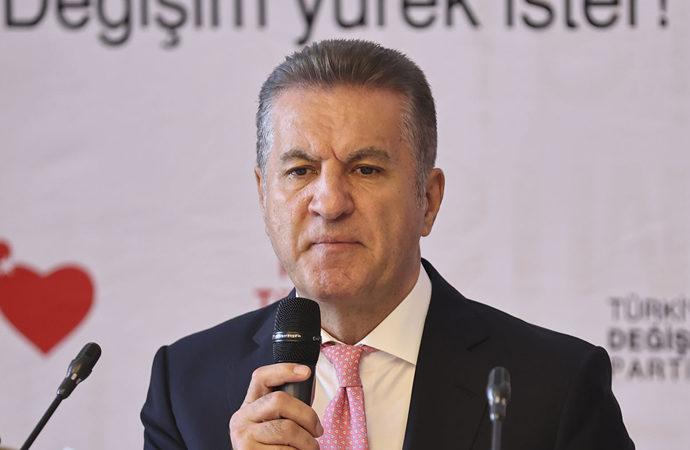 Türkiye Değişim Partisi'nde toplu istifa