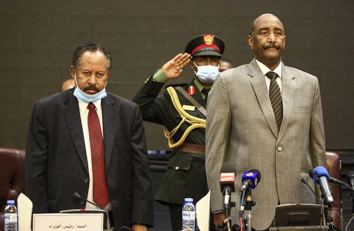 Sudan'ın darbeler tarihi